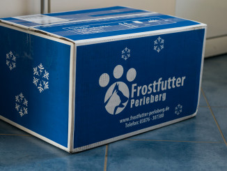 BARF: Frostfutter Perleberg im Test