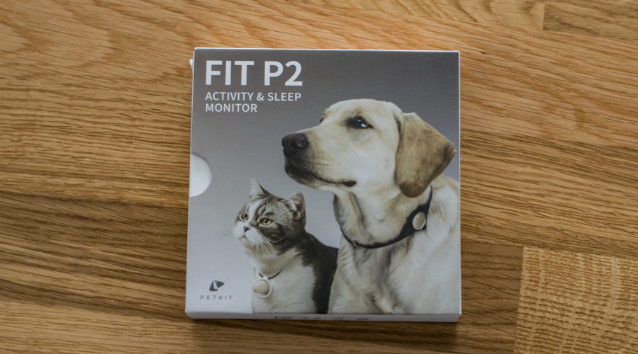 Test Pet Activity Tracker