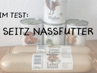 Test Seitz Nassfutter